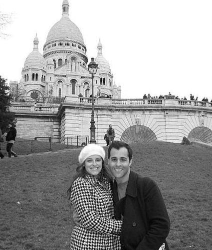Jennifer & Ryan Of Cobblestone Paris Rentals