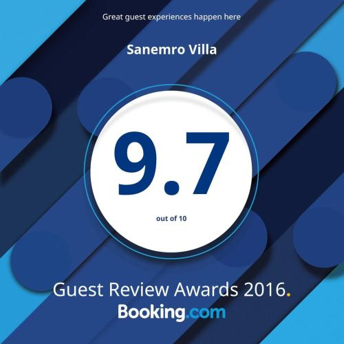 Guest riview award 2016