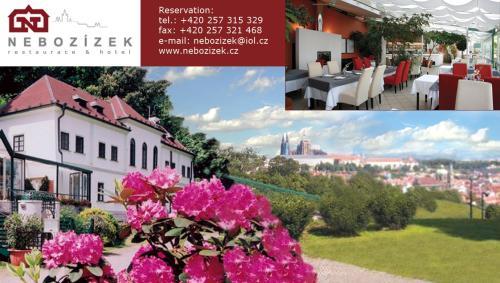 Restaurant and Hotel Nebozizek