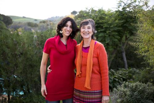 Pilar and Amalia