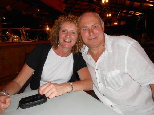 John & Debbie Hanson