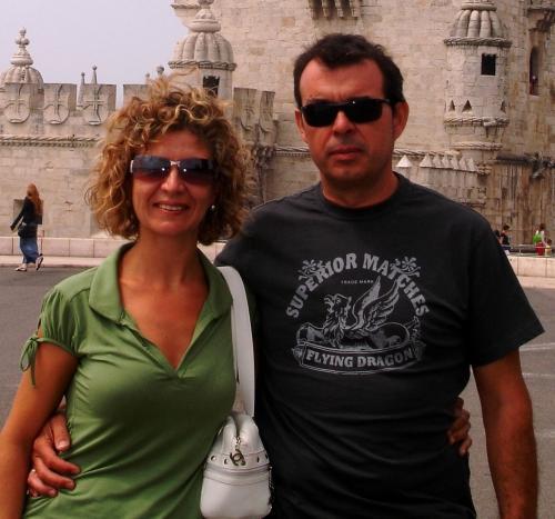 Lucas y Noelia