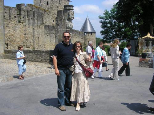 Lastnika Peter in Adrijana