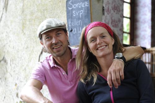 Paula & Willem