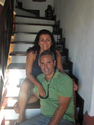Carlos y Sofía
