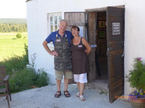Eva & Carl-Eric Persson