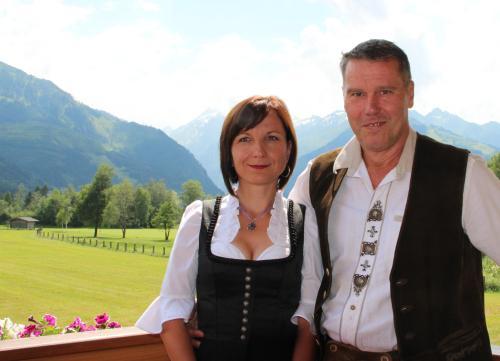 Paul and Carola