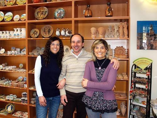 Francesca, Roberto e Annalisa
