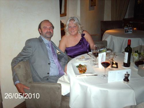 Corinne & Donald