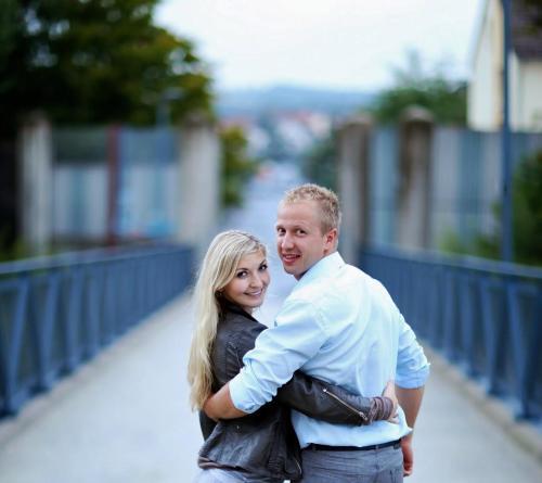 Paul & Maria Landmann