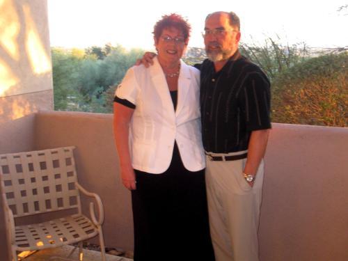 Gunther and Maureen
