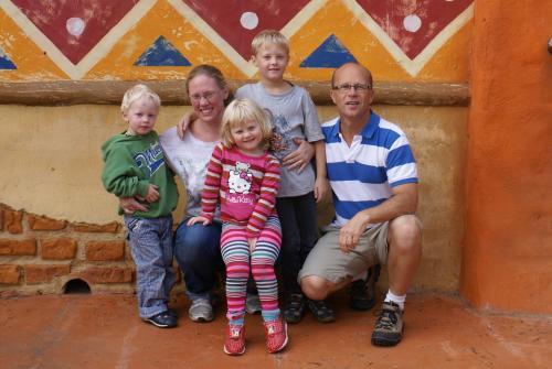 Bert & Magdalena Lock, Ingemar, Noah & Eva