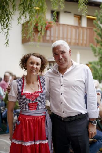 Marion Gross, Albin Gross