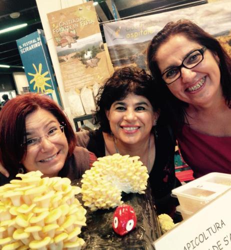 Claudia, Anna Franca e Franca