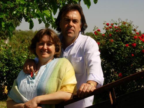 João Ludgero e Maria Celsa