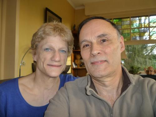 Philippe et Ghislaine DELTOMBE
