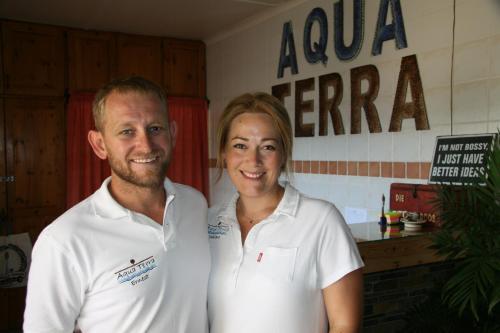 Ernest & Charlene Coetzee