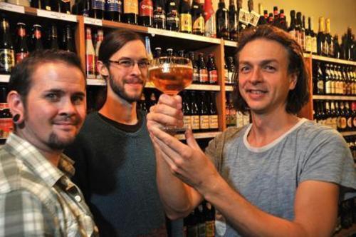 Rob, Micheal & Ian