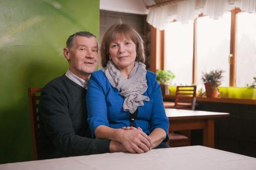 Rita un Viktors Tēraudi