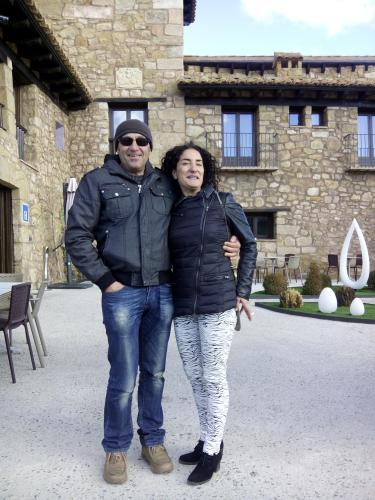 Javier y Ana