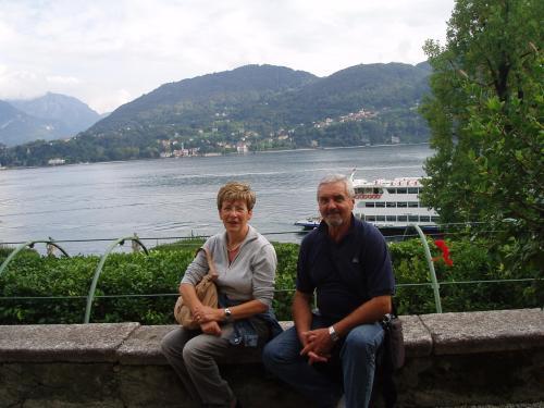 Giancarlo e Ornella (gestori)