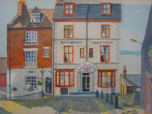 Historic Hotels and Properties Limited