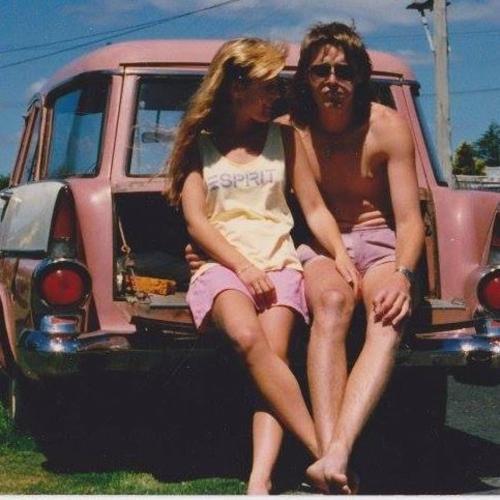 Jason and Tracy circa1986