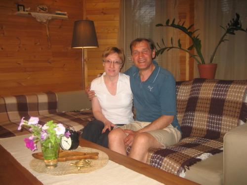 Светлана и Сергей