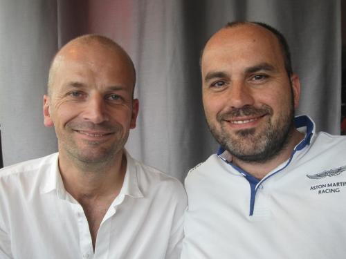 Bernd et Grégory