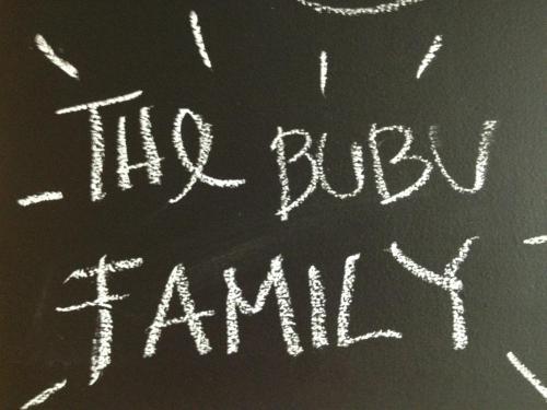 The bubu family