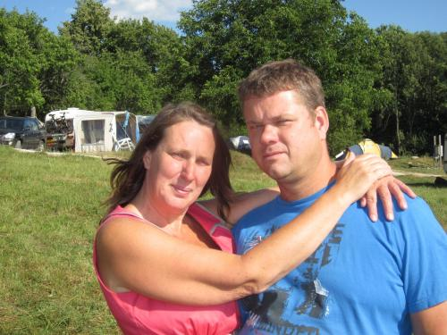 Margo and Mark