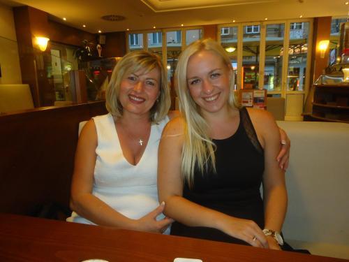 Maria und Nadine Gumann