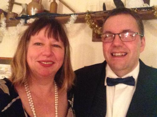 Phil and Angie Newstead
