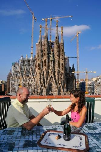 Artur Lopez and Joana