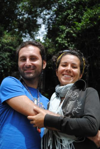 Erika and Fabio