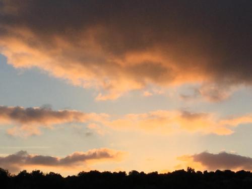 Sunset in Ierapetra