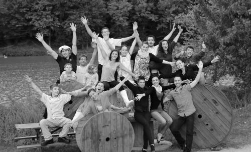 L'équipe du lac