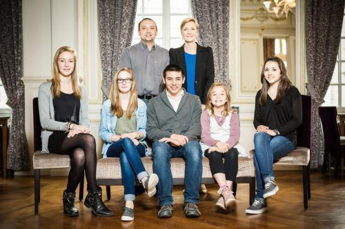 The Gem : a family-run guest house