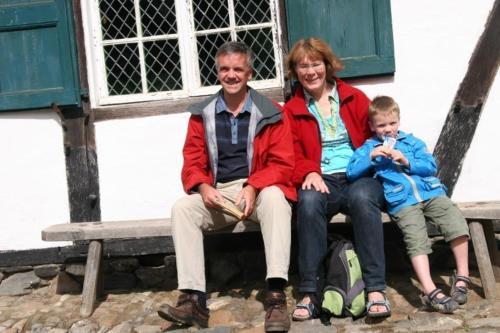 Jeroen, Monique en Bram