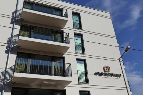 Leipzig-Apartmenthaus