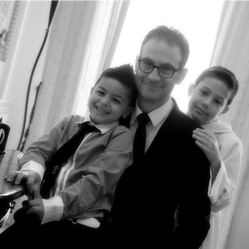Leonardo e Family