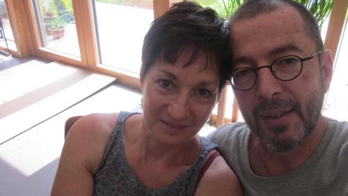 Jan en Gaby
