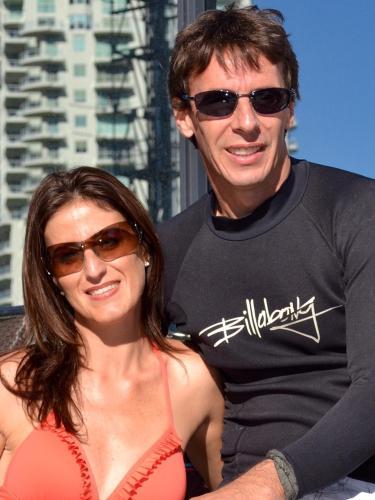 Tim and Natalia