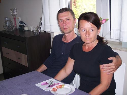 Wiesia i Krzysztof