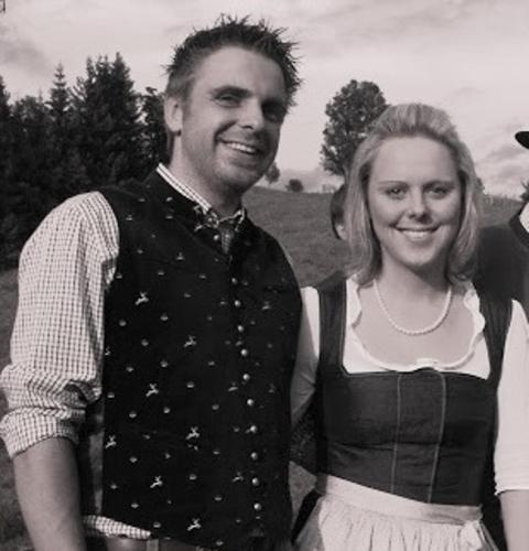 Johanna & Chris