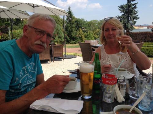 The Owners Piet and Carla