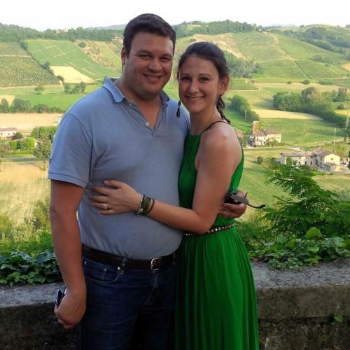 Alessia e Marcovalerio