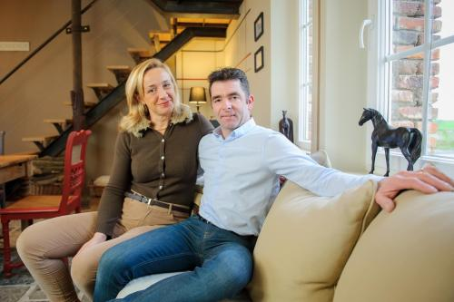 Régine et Ludovic