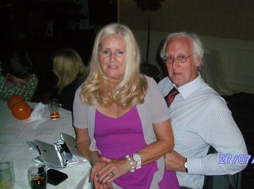 Inge and Charlie Irwin