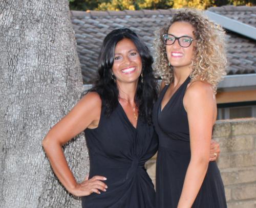 Claudia & Martina